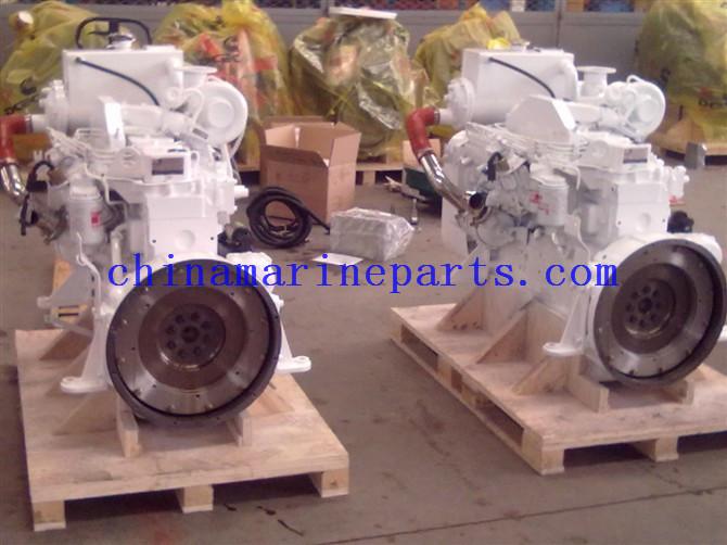 Genuine Cummins 6BT5 9-GM80 Series marine engine