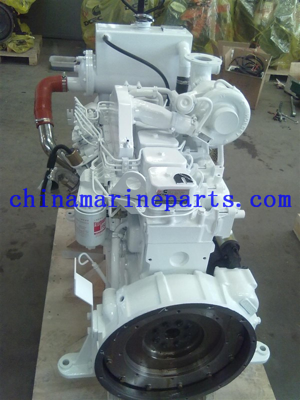 Cummins Marine Engine 6BT5 9-GM100 for Boat/Ship_All Products_Diesel
