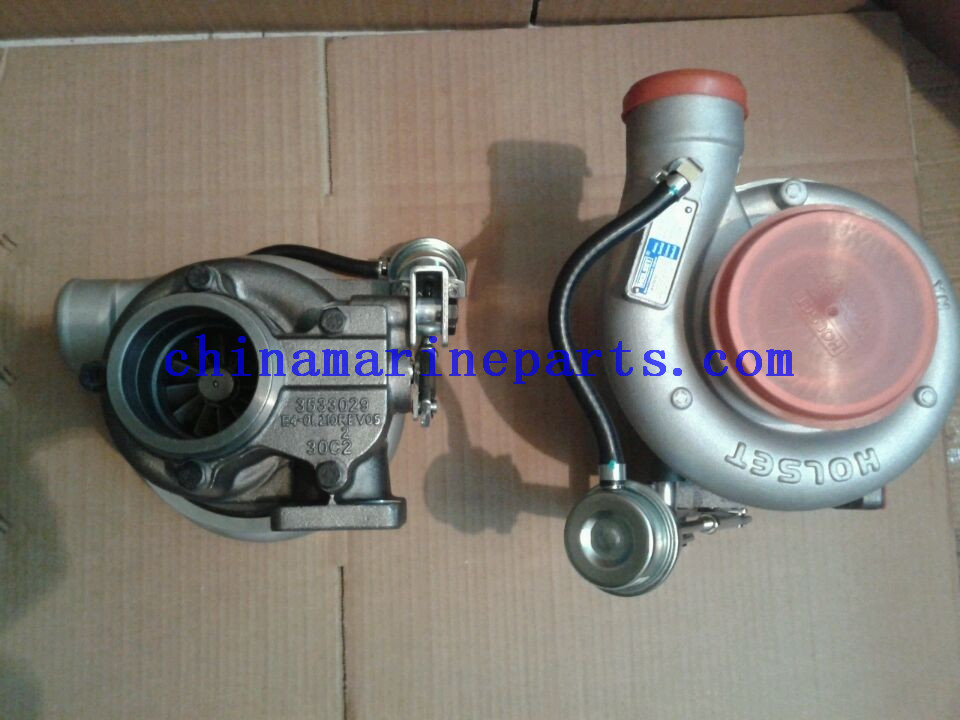 6CT HOLSET turbocharger 2839127 for dongfeng engine parts