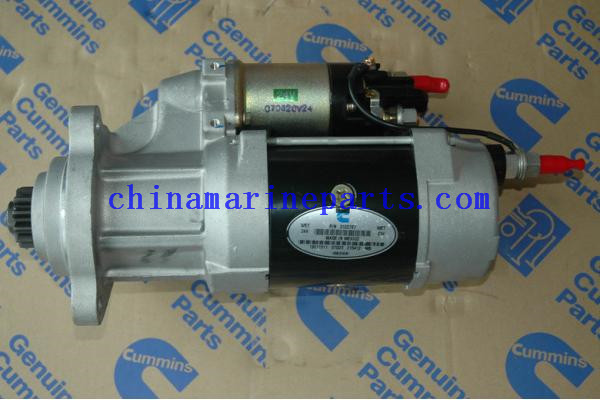 Dongfeng Cummins engine parts QSB5.9 starter 3102767